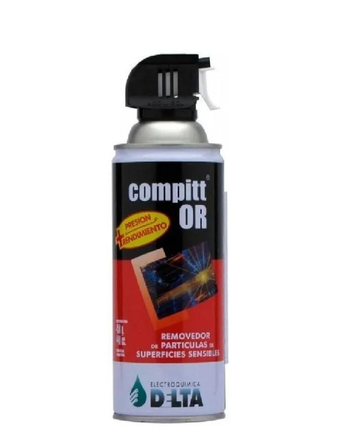 Removedor de polvo Delta Compitt OR 440cm³ / 450g con gatillo