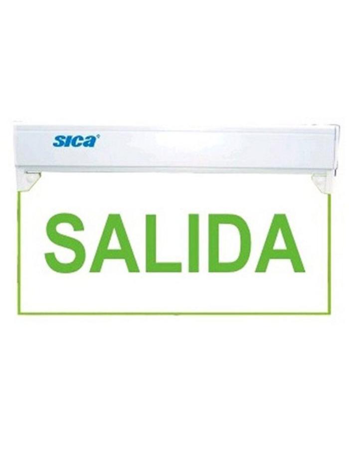 Cartel de Salida luminoso LED Sica