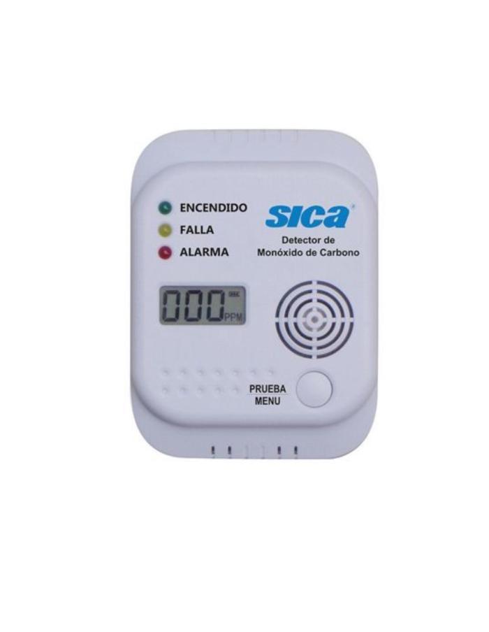Detector de CO2 (Monóxido de Carbono) Sica