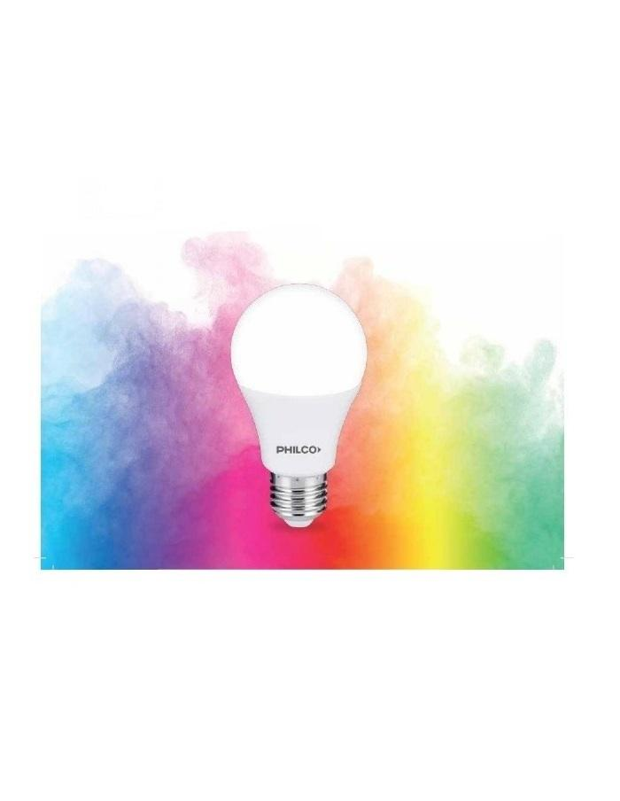 Bulbo LED Smart Color A60 7,5W E27 Philco RGB