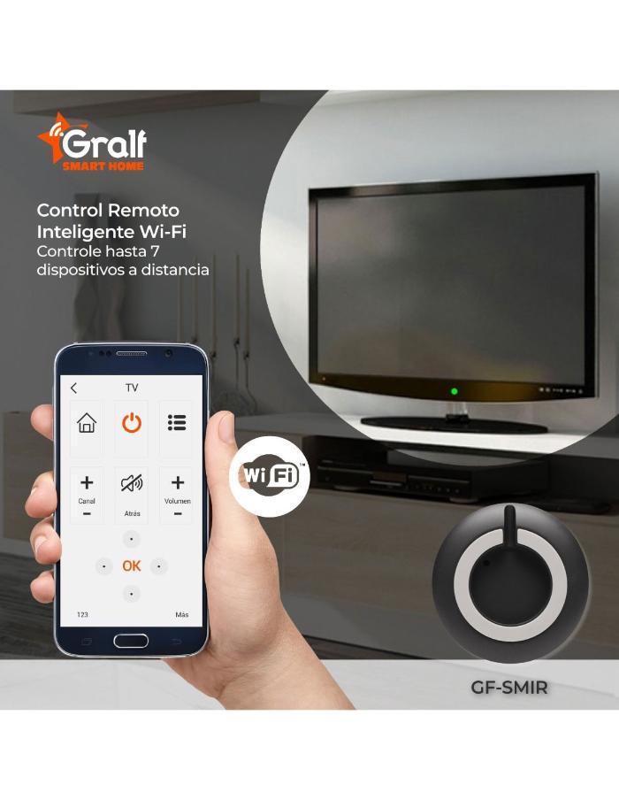 Control remoto Smart Wi-Fi Gralf GF-SMIR