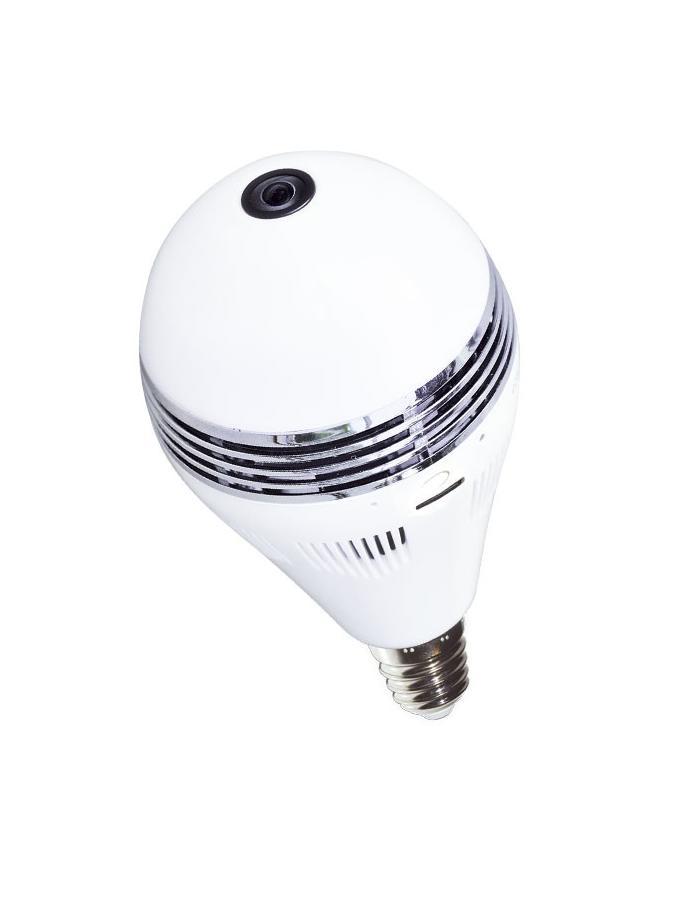 Bulbo LED con cámara 360° 3W E27  TBCin 360eyeS