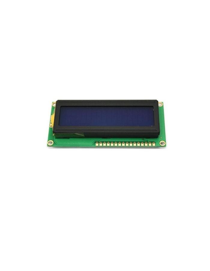 Display LCD 16x2 blacklight azul para Arduino