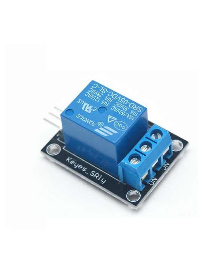 Módulo relé 5V simple inversor 10A 220V para Arduino