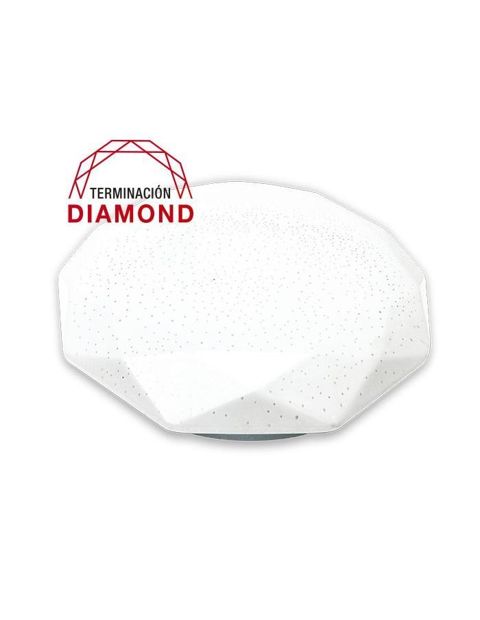 Aplique LED para techo 20W 1600 lumens TBCin Diamond