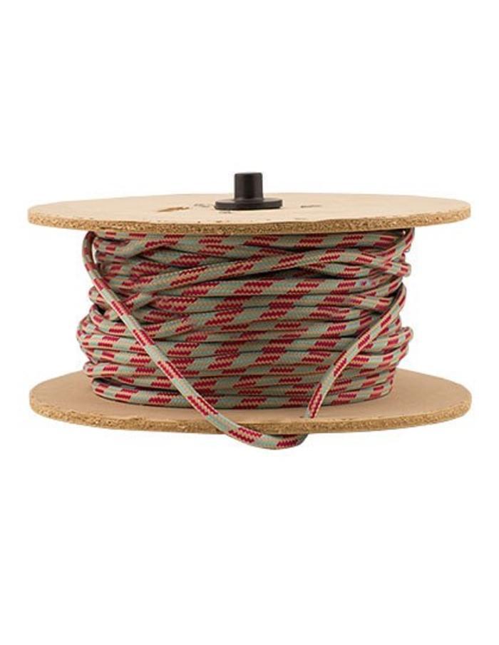 Cable textil poliéster 2x0,50mm² vintage