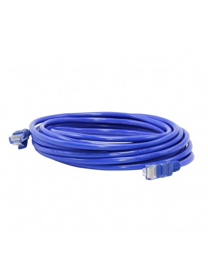 Cable patch cord UTP Cat 5e 10m